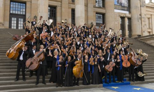 Bruselas salva la Joven Orquesta de la Unión Europea