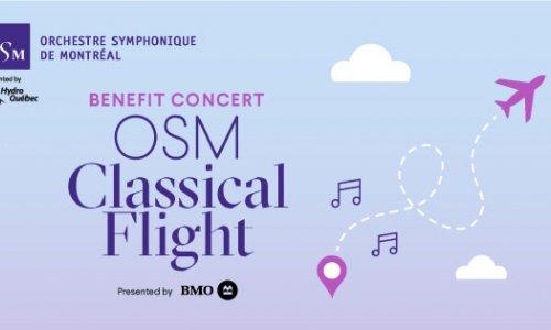 La Sinfónica de Montreal ofrecerá un concierto con aforo para 550 vehículos en el aeropuerto de la ciudad
