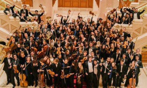 Heras-Casado dirigirá a la European Union Youth Orchestra en el Cervantes de Málaga