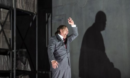 Barrie Kosky presenta una nueva producción de 'Boris Godunov' en Zúrich, con Michael Volle como protagonista