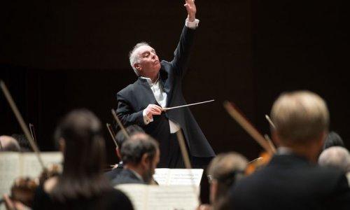 Daniel Barenboim dirige en Berlín una nueva producción de 'Quartett' de Luca Francesconi